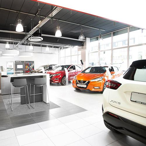 Neue Bilder von unserem Autohaus